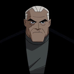 Bruce Wayne in the year 2054.
