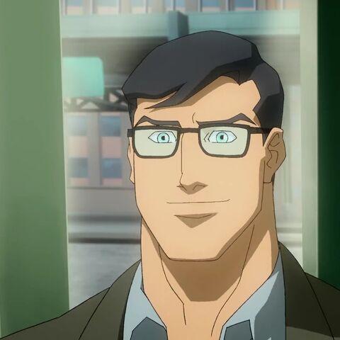 Clark Kent as he appears in <i>Superman/Shazam!: The Return of Black Adam</i>