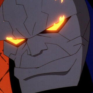 Darkseid after Superman is brainwashed.