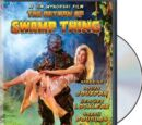 The Return of Swamp Thing Home Video