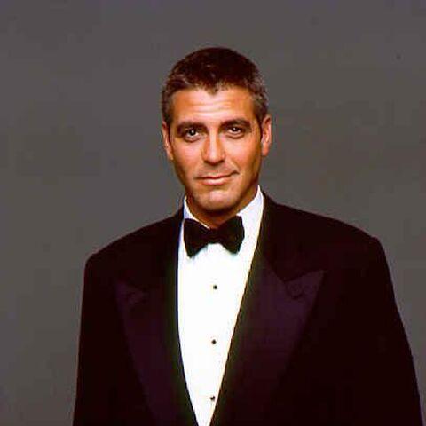 George Clooney as Bruce Wayne in <i>Batman &amp; Robin</i>.