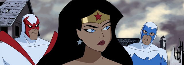 File:Hawk Dove Wonder Woman JLU 1.png