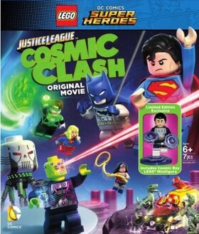 Justice League Cosmic Clash