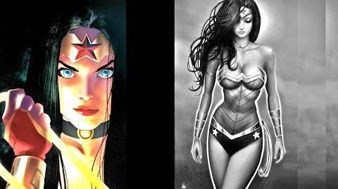 Wonder Woman Movie 2017 Fan Art