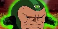 Galius Zed (Green Lantern: Emerald Knights)