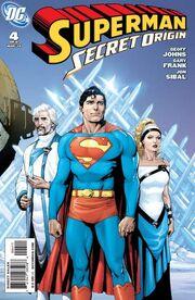 Superman Secret Origins 4