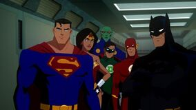 Justice League JLCoTE