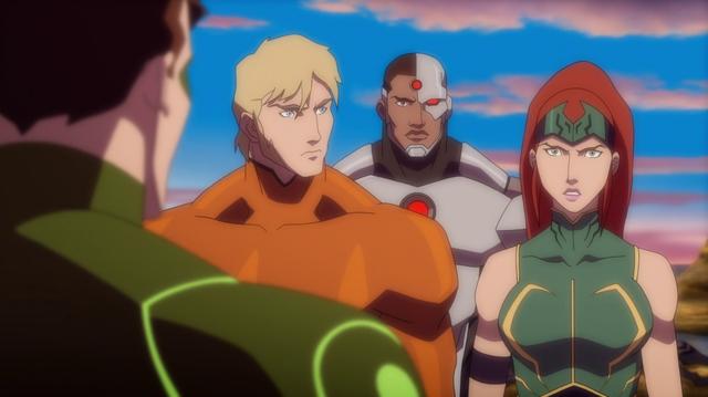 File:Aquaman & Mera & Cyborg & Green Lantern JLTOA.png