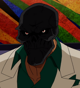 Black Mask BUtRH