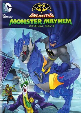 Batman Unlimited Monster Mayhem