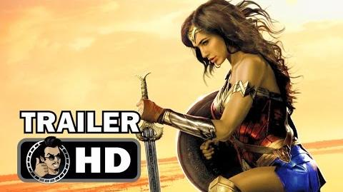 WONDER WOMAN Official Trailer 3 (2017) Gal Gadot Superhero Movie