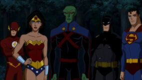 Justice League JLD