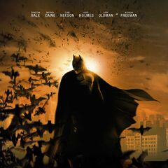 International Batman Poster