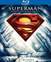 Superman Anthology BluRay