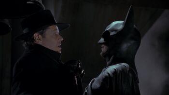 Napier and Batman