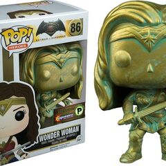 Patina Wonder Woman
