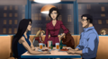 Justice League Throne of Atlantis - 4 Diane, Clark n Lois.png