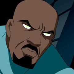 Green Lantern during Darkseid's invasion.