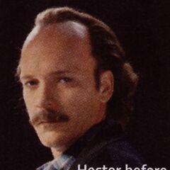 Peter Sarsgaard as Hector Hammond before his alien encounter