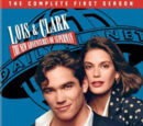 Lois & Clark: The New Adventures of Superman Home Video
