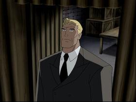 Steve Trevor (Justice League)