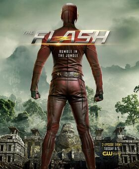 The Flash TV Series Poster-39