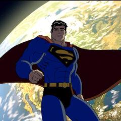 Superman as he appears in <i>Superman/Batman: Public Enemies</i>.