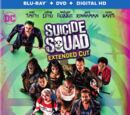 Suicide Squad (film) Home Video
