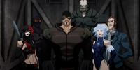 Task Force X (Arkhamverse)