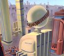 Metropolis (DC Animated Universe)