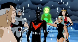 Justice League Unlimited (Batman Beyond)