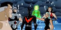 Batman Beyond: The Call