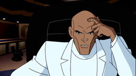 Lex Luthor (Superman Doomsday)