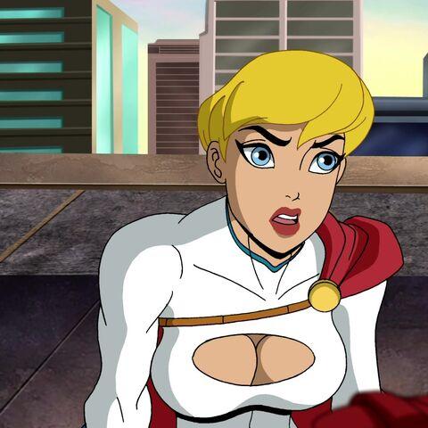 <b>Power Girl</b>