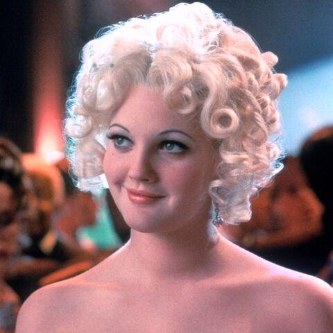 Drew Barrymore as Sugar.