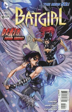 Batgirl Vol 4 10