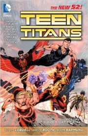 Teen Titans It's Our Right to Fight