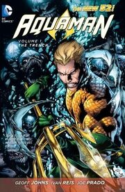 Aquaman The Trench