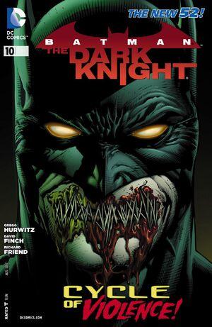Batman The Dark Knight Vol 2 10