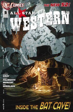 All-Star Western Vol 3 5