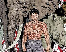 Animal Man (Jacob Mullin)