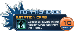 Feat - Imitation Crab
