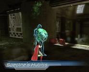 Spectre's Hubris