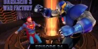Darkseid's War Factory