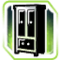 BI Cabinet Green