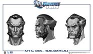 Rasalghul head gray