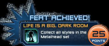 Feat - Life is a Big, Dark Room
