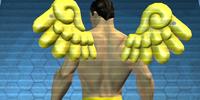 Cupid's Balloon Wings