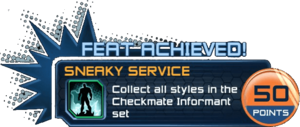 Feat - Sneaky Service
