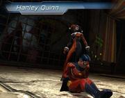 Harley Quinn and Robin
